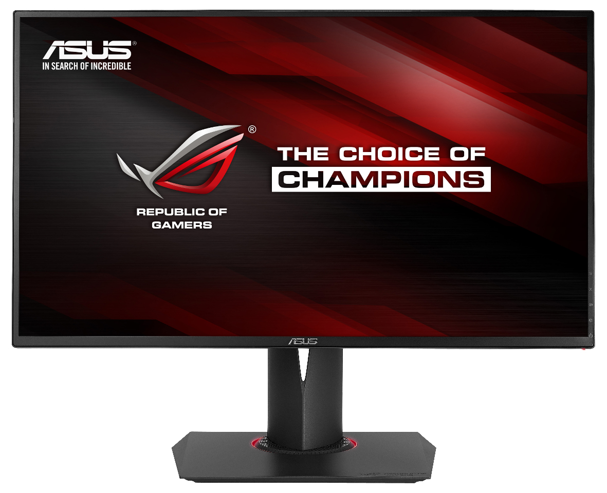 ROG Swift PG27AQ – игровой IPS-монитор формата 4K-UHD