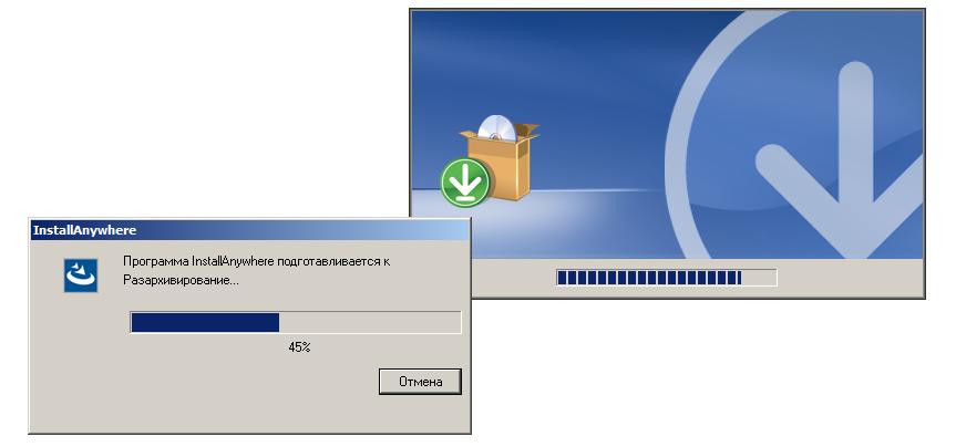 Для установки программного обеспечения IPMIView применяется инсталлятор InstallAnywhere программный инструмент от Flexera Software, разработанный на основе Java